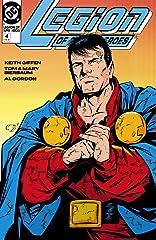 Legion of Super-Heroes (1989-2000) #4