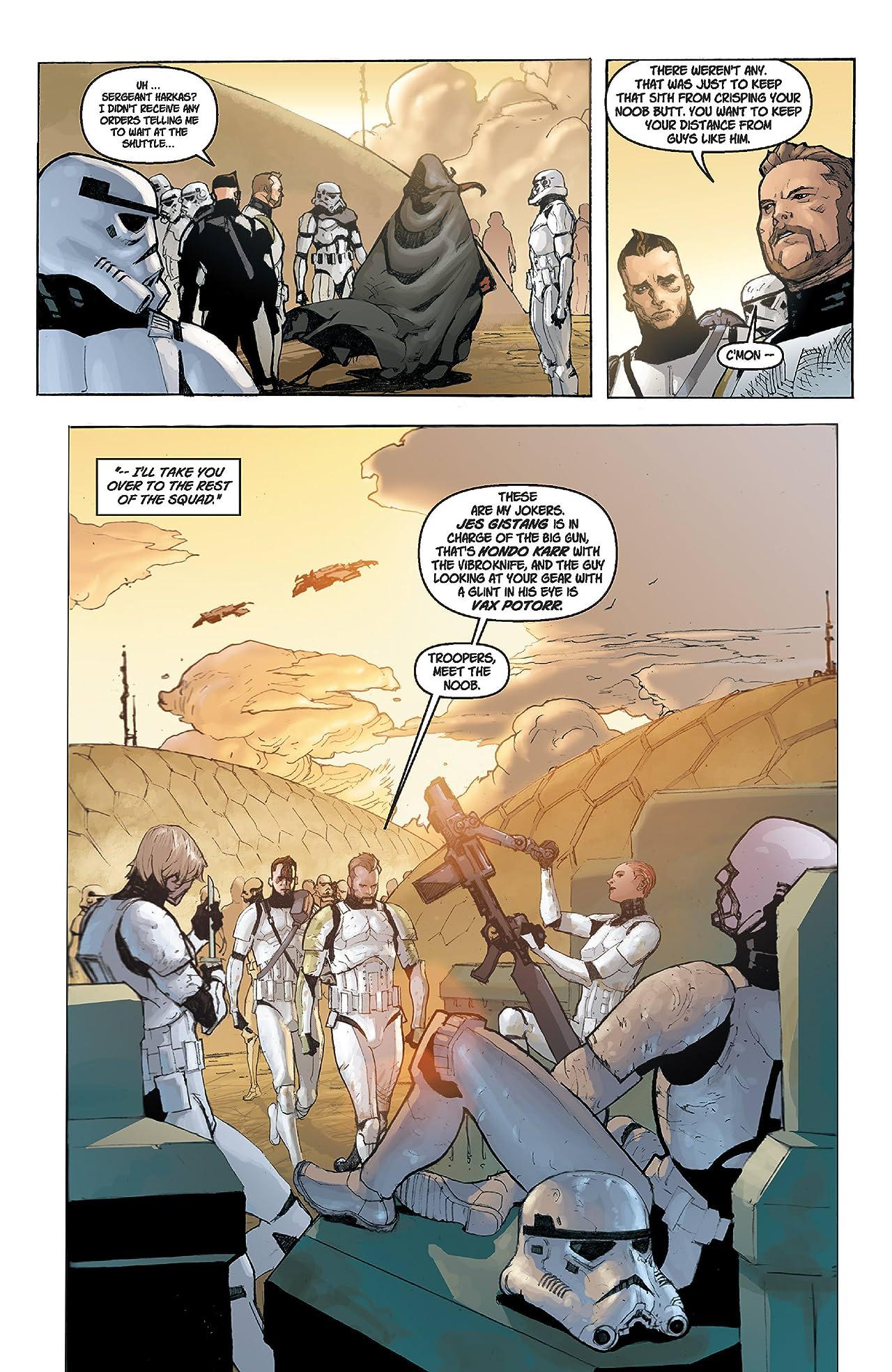 Star Wars: Legacy (2006-2010) #4