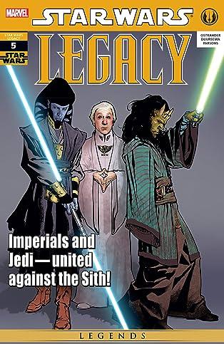 Star Wars: Legacy (2006-2010) #5