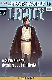 Star Wars: Legacy (2006-2010) #7