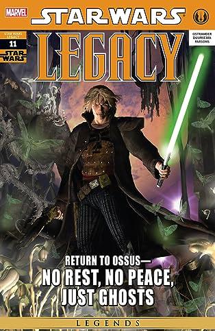 Star Wars: Legacy (2006-2010) #11