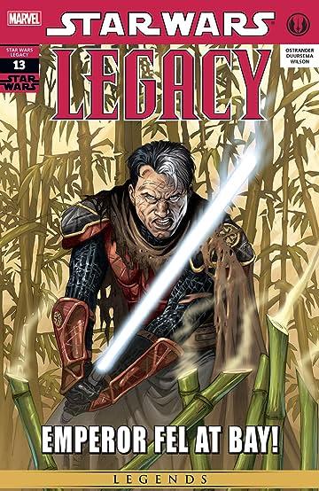 Star Wars: Legacy (2006-2010) #13