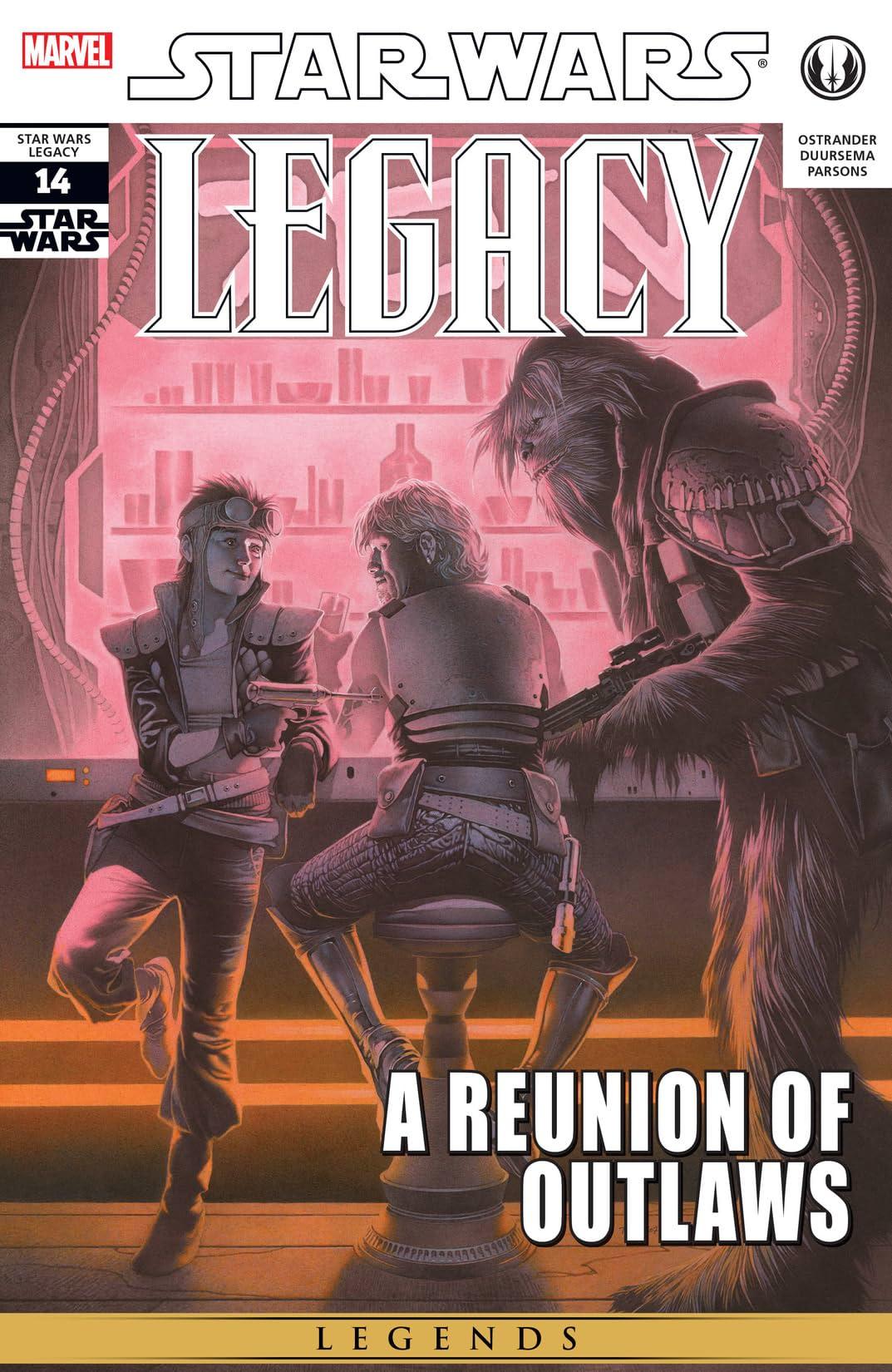 Star Wars: Legacy (2006-2010) #14