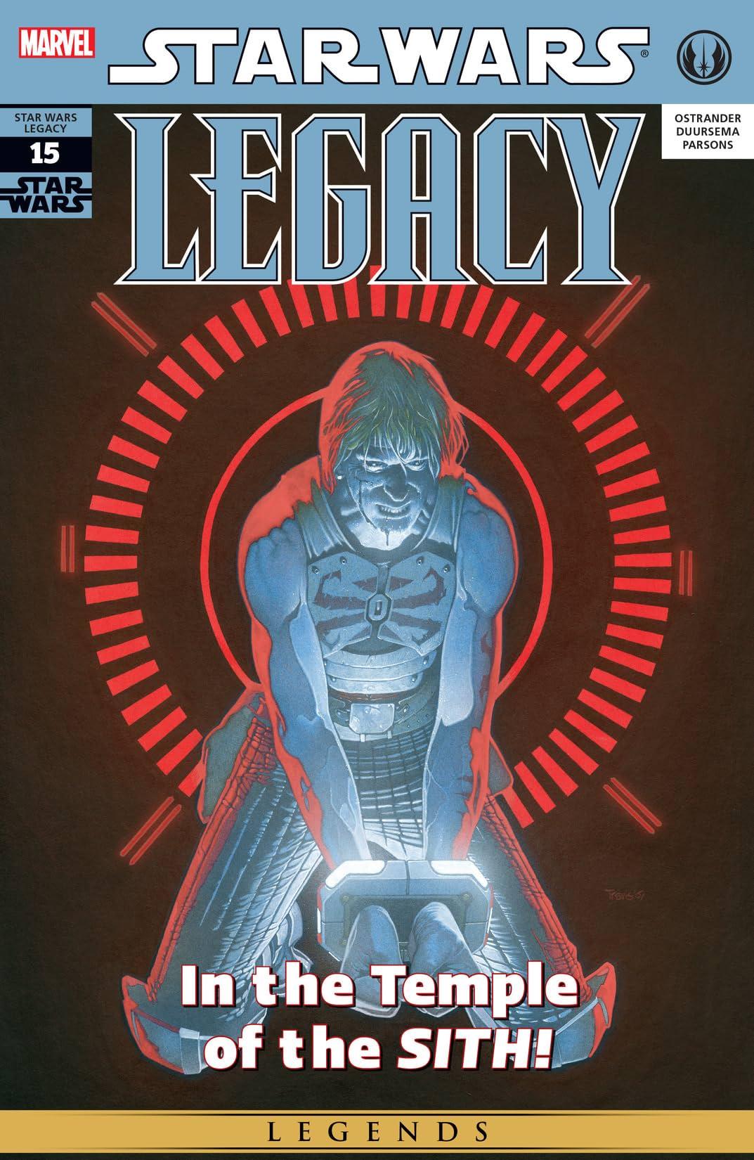 Star Wars: Legacy (2006-2010) #15