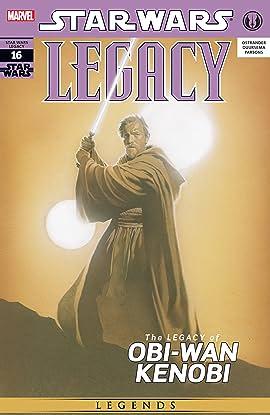 Star Wars: Legacy (2006-2010) #16