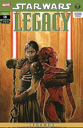 Star Wars: Legacy (2006-2010) #18