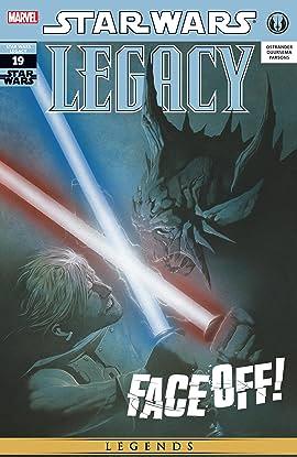 Star Wars: Legacy (2006-2010) #19