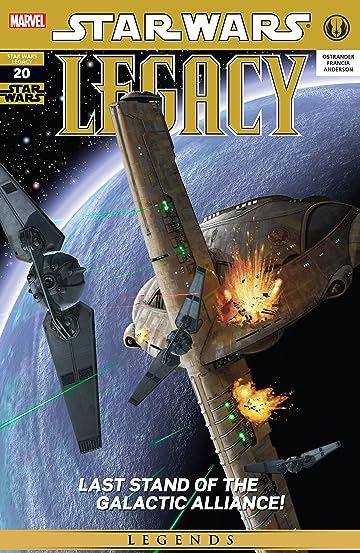 Star Wars: Legacy (2006-2010) #20