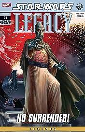 Star Wars: Legacy (2006-2010) #21