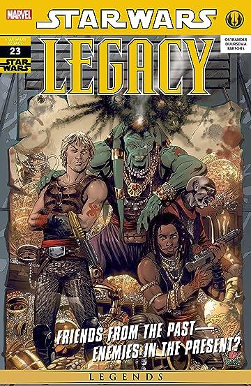 Star Wars: Legacy (2006-2010) #23