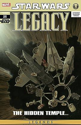 Star Wars: Legacy (2006-2010) #25