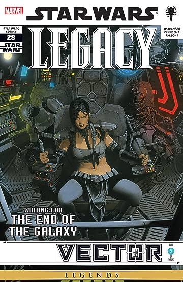 Star Wars: Legacy (2006-2010) #28