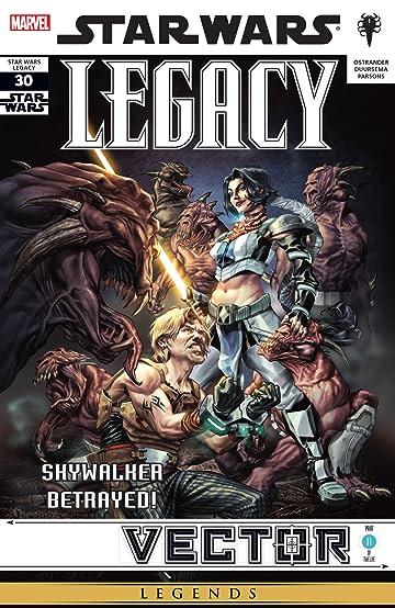 Star Wars: Legacy (2006-2010) #30