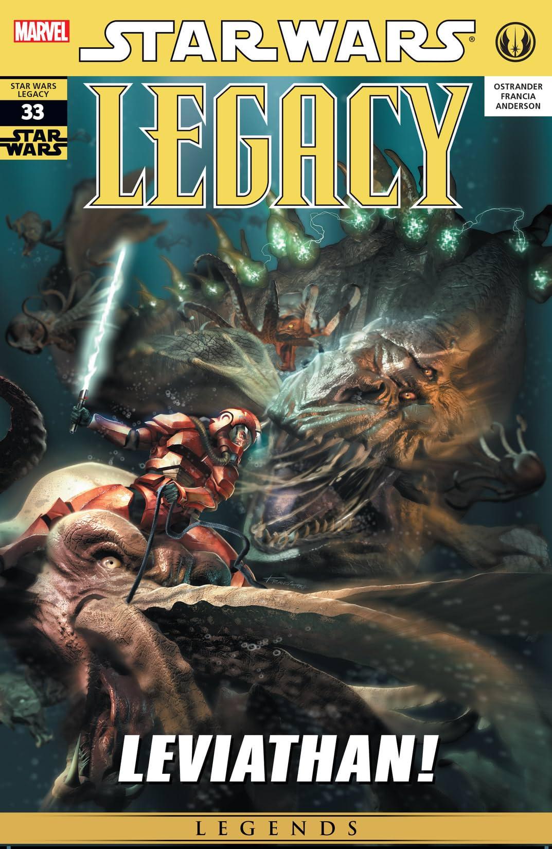 Star Wars: Legacy (2006-2010) #33