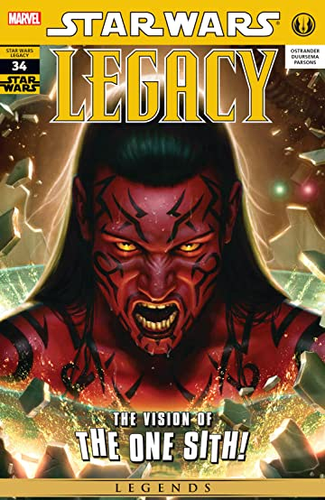 Star Wars: Legacy (2006-2010) #34