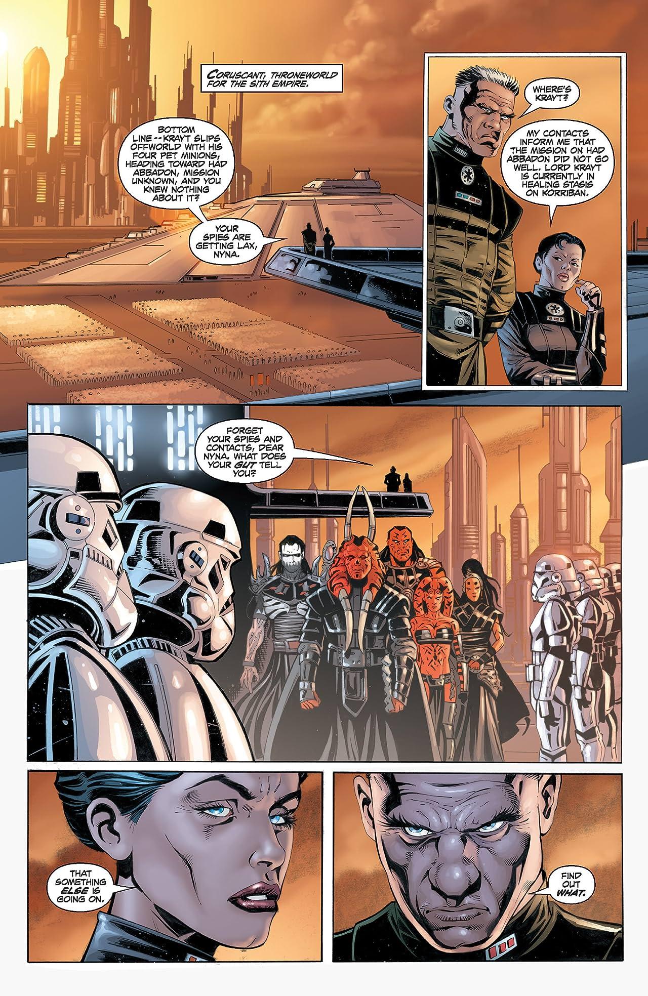 Star Wars: Legacy (2006-2010) #35