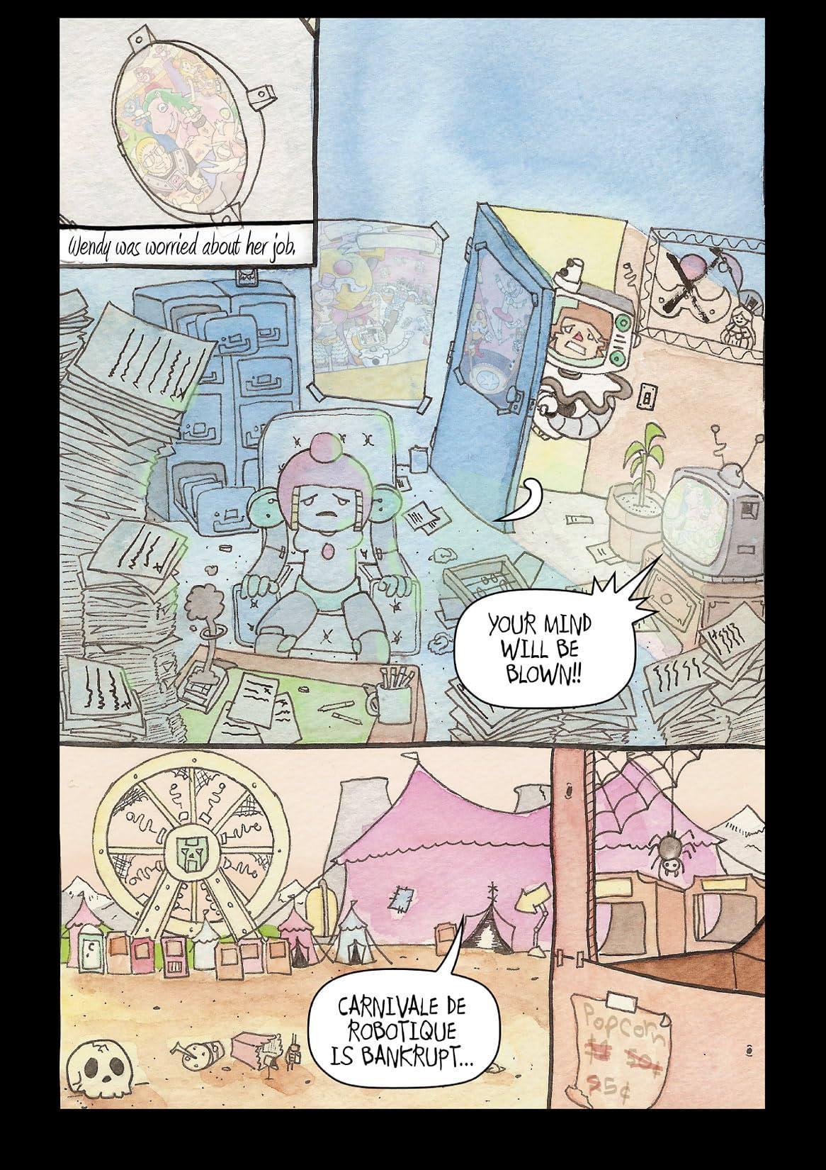 Carnivale De Robotique #2