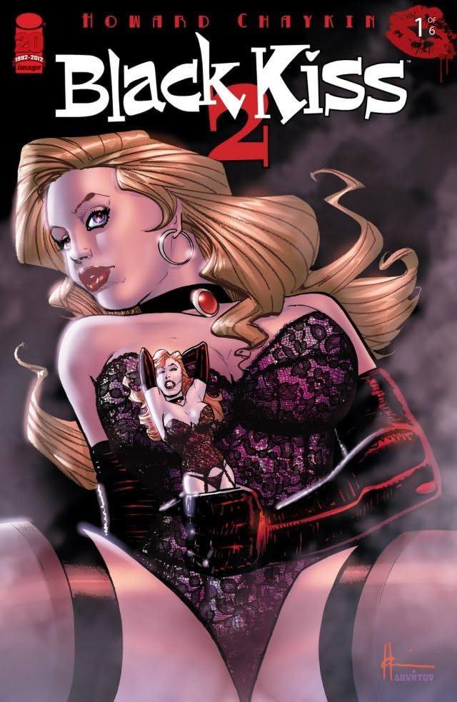 Black Kiss II #1 (of 6)