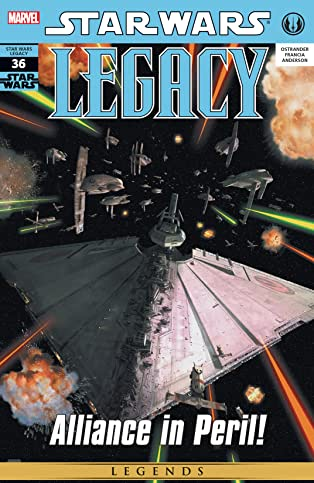 Star Wars: Legacy (2006-2010) #36