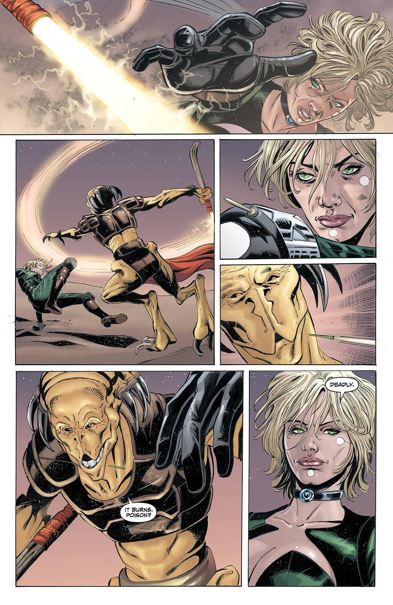 Star Wars: Legacy (2006-2010) #40