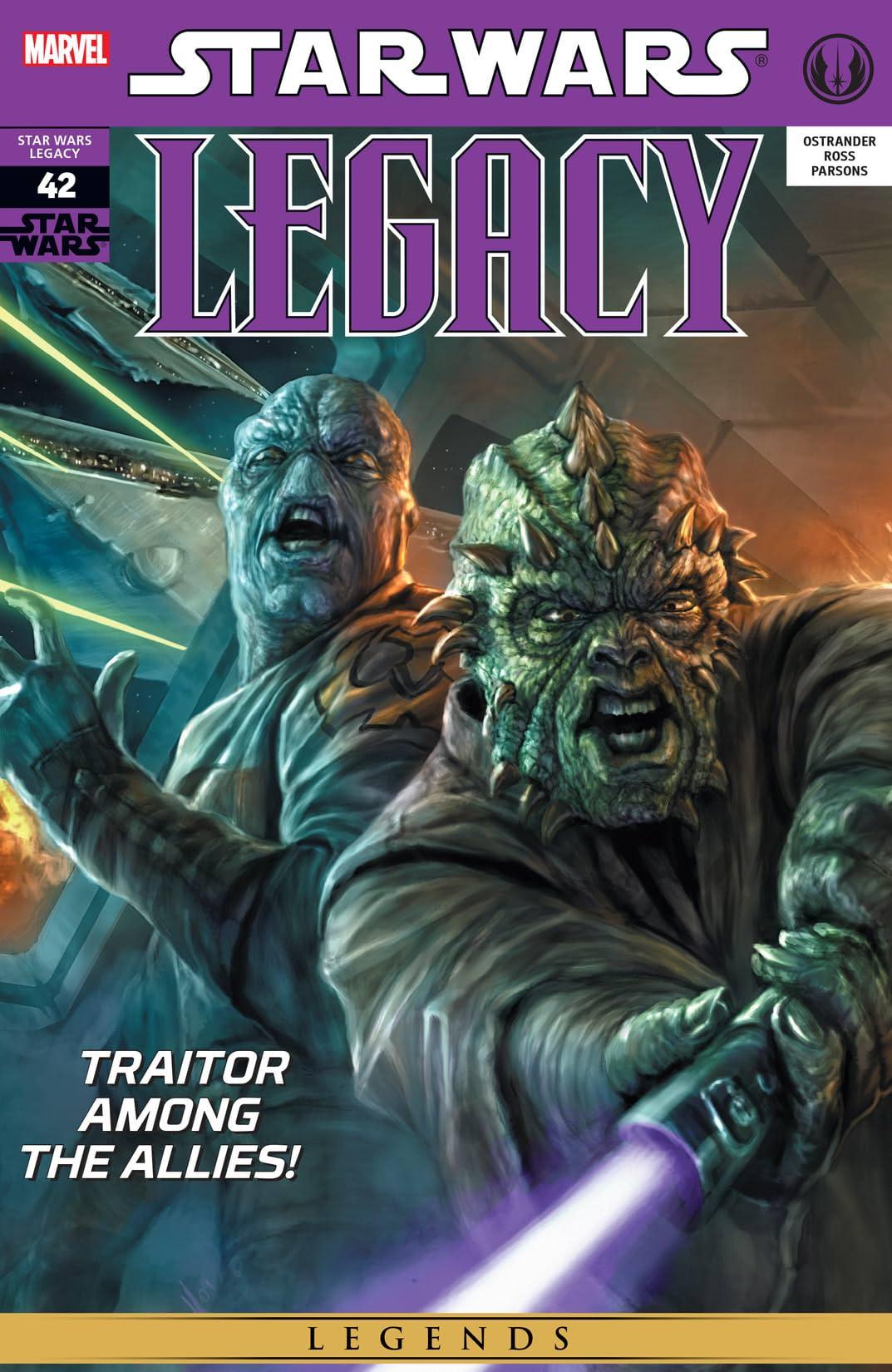Star Wars: Legacy (2006-2010) #42