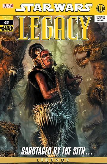 Star Wars: Legacy (2006-2010) #45
