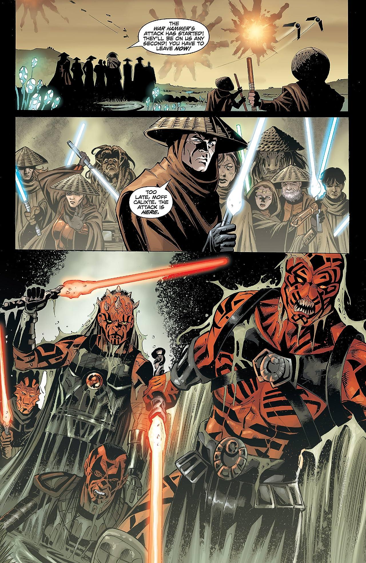 Star Wars: Legacy (2006-2010) #46