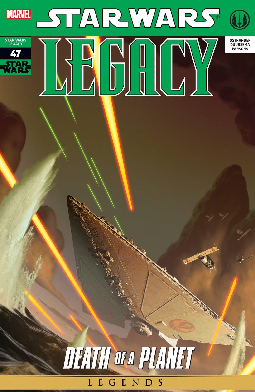 Star Wars: Legacy (2006-2010) #47