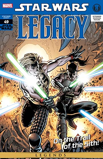 Star Wars: Legacy (2006-2010) #49