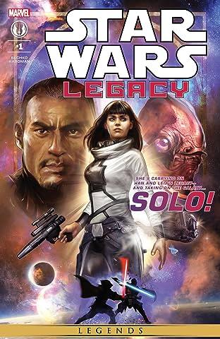Star Wars: Legacy (2013-2014) #1