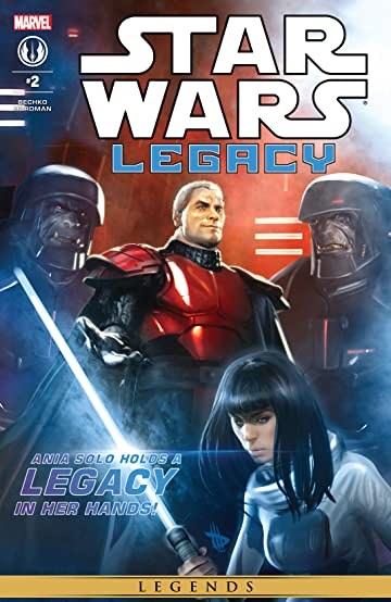 Star Wars: Legacy (2013-2014) #2