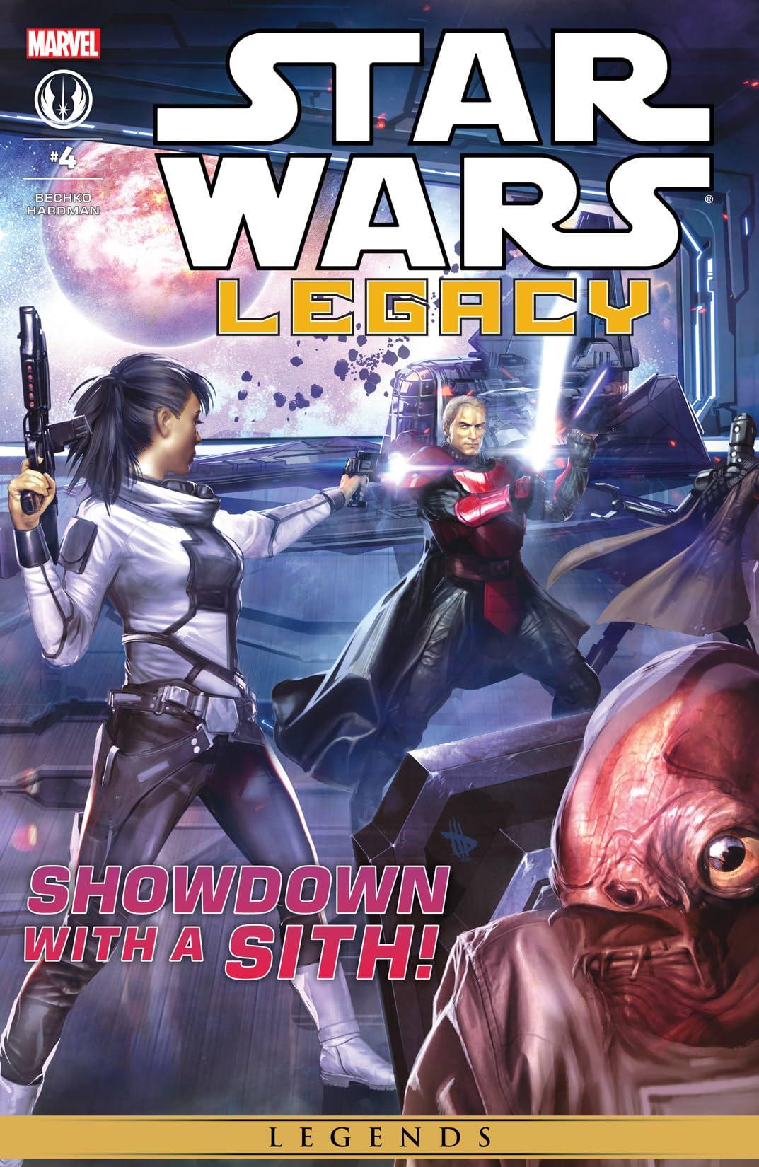 Star Wars: Legacy (2013-2014) #4