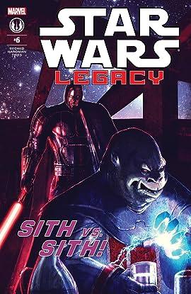 Star Wars: Legacy (2013-2014) #6