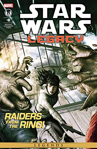 Star Wars: Legacy (2013-2014) #8