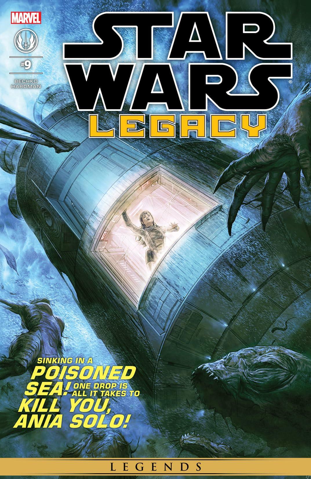 Star Wars: Legacy (2013-2014) #9