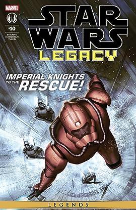 Star Wars: Legacy (2013-2014) #10