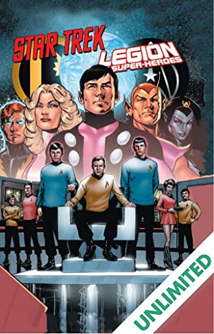 Star Trek/Legion of Super-Heroes Vol. 1