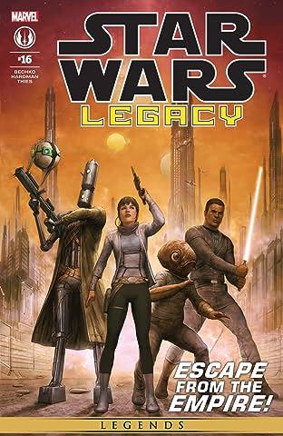 Star Wars: Legacy (2013-2014) #16