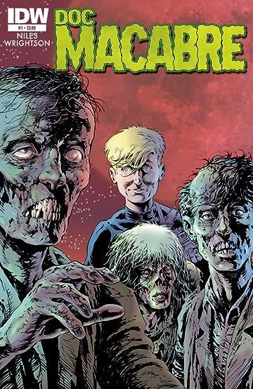 Doc Macabre #1