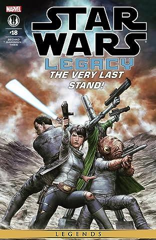 Star Wars: Legacy (2013-2014) #18