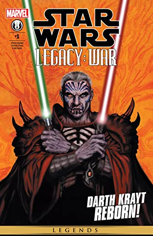 Star Wars: Legacy - War (2010-2011) #1