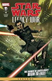 Star Wars: Legacy - War (2010-2011) #2
