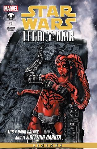 Star Wars: Legacy - War (2010-2011) #3