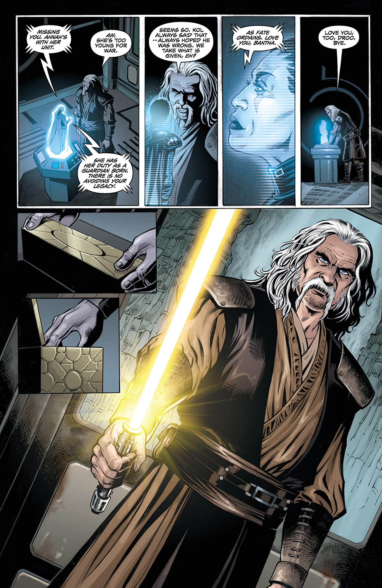 Star Wars: Legacy - War (2010-2011) #3