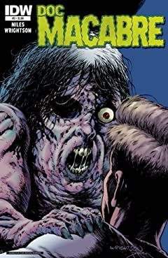 Doc Macabre #3 (of 3)