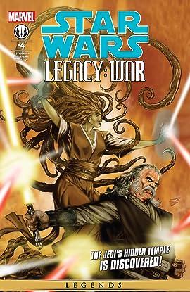 Star Wars: Legacy - War (2010-2011) #4