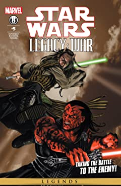 Star Wars: Legacy - War (2010-2011) #5