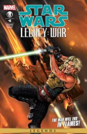 Star Wars: Legacy - War (2010-2011) #6