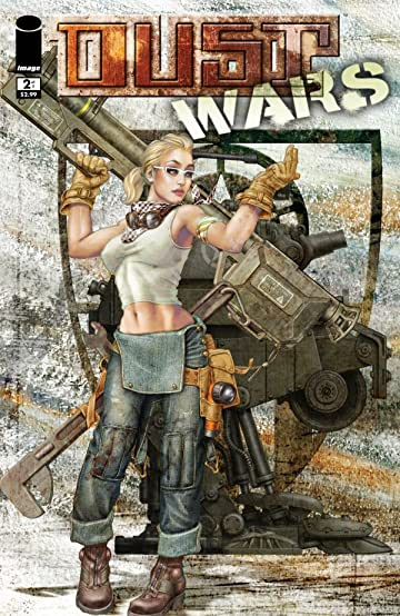 Dust Wars #2 (of 3)