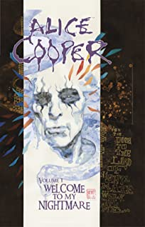 Alice Cooper Vol. 1: Welcome To My Nightmare